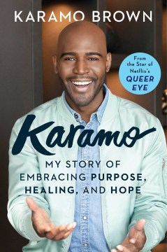 Karamo My Story of Embracing Cover